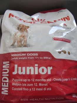 ROYAL CANIN Medium Junior 1кг